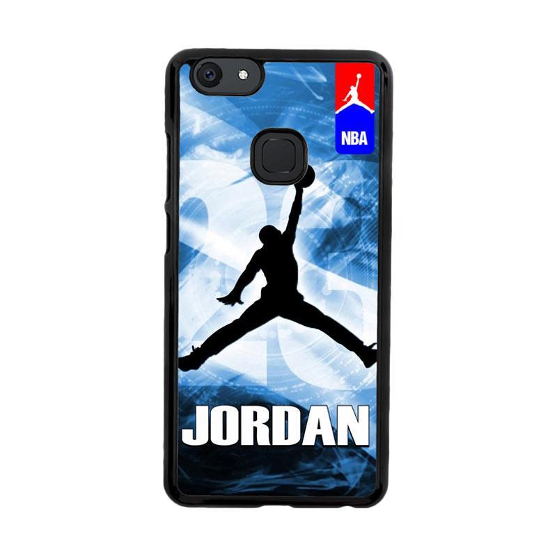 Flazzstore Michael Jordan Logo X3127 Custom Casing for Vivo V7