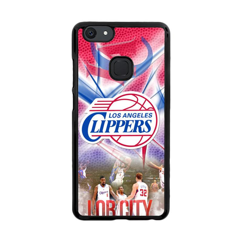 Flazzstore Los Angeles Clippers Logo X3153 Custom Casing for Vivo V7