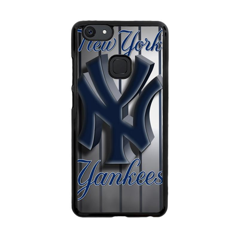 Flazzstore New York Yankees 3D Logo X3298 Custom Casing for Vivo V7