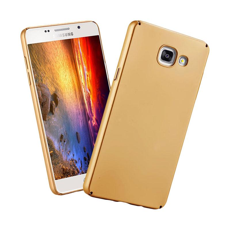 new styles 60349 6ecf7 VR Hardcase Samsung J7 Prime Baby Skin Gold Matte Slim Casing for Samsung  Galaxy J7 Prime - Gold