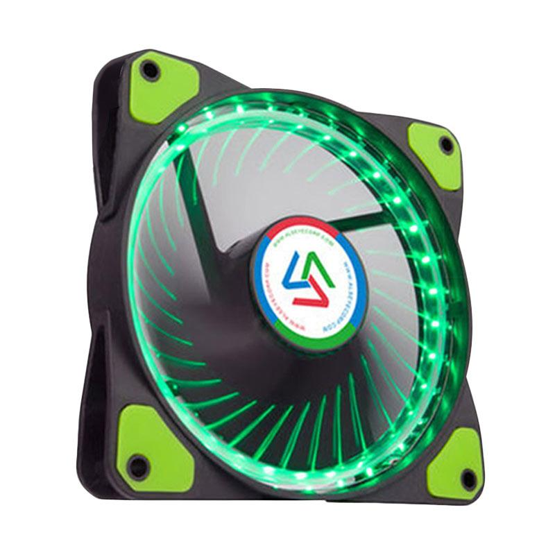 Alseye Wind Light 1.0 Cooler Case Fan with 32 LED - Hijau