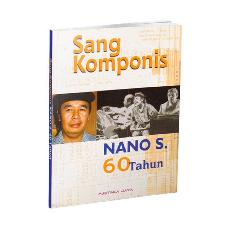 Pustaka Jaya Sang Komponis by Hawe Setiawan Buku Biografi