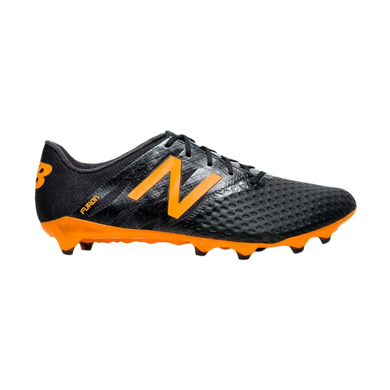 New Balance Furon Pro FG Cleats CR7 Sepatu Sepakbola Pria - Hitam [MSFURFBI]