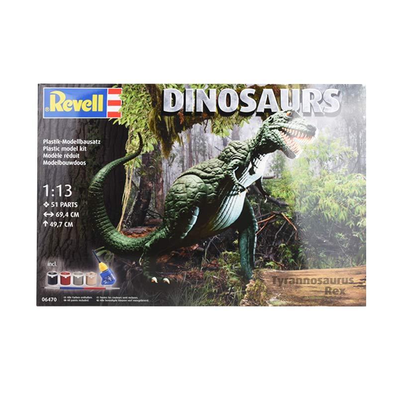 Revell Dinosaurs Tyrannosaurus Rex Model Kit [1:13]