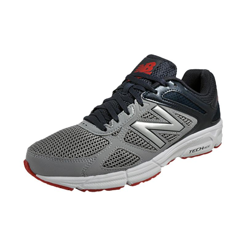 New Balance Tech Ride 460 Men Running Shoes - Grey Black [M460CB12]