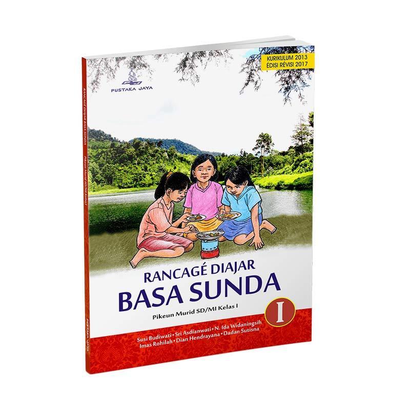 Jual Pustaka Jaya Rancage Diajar Basa Sunda Kelas I By Susi Budiwati Dkk Buku Bahasa Online November 2020 Blibli