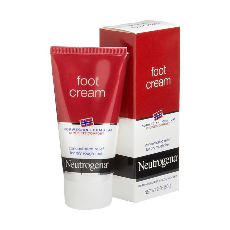 Neutrogena Foot Cream Norwegian Formula [56 gr]
