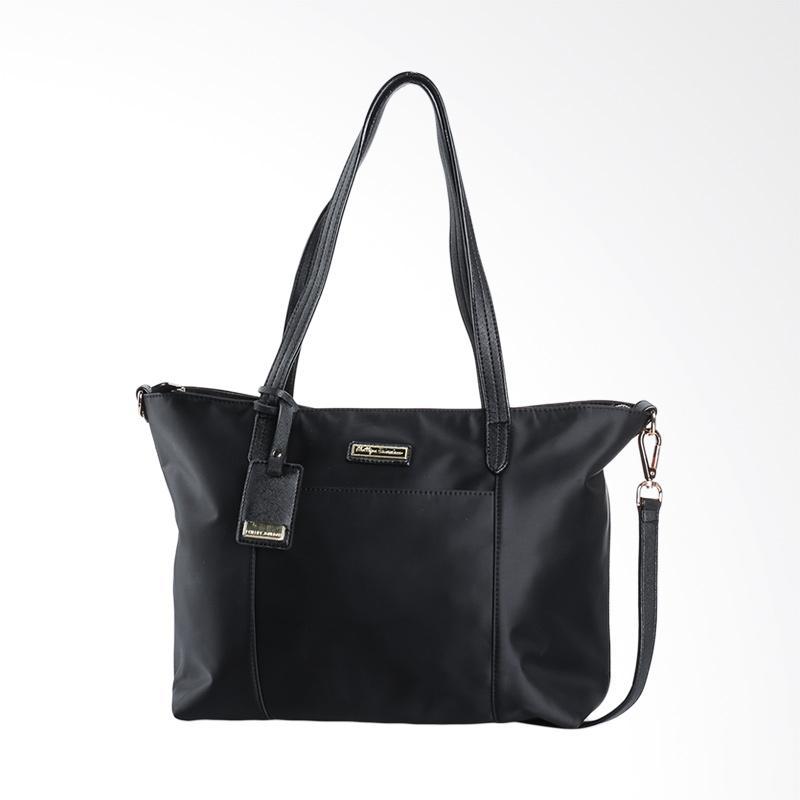 harga Phillipe Jourdan THA 143 Harper Hand Bag Wanita - Black Blibli.com