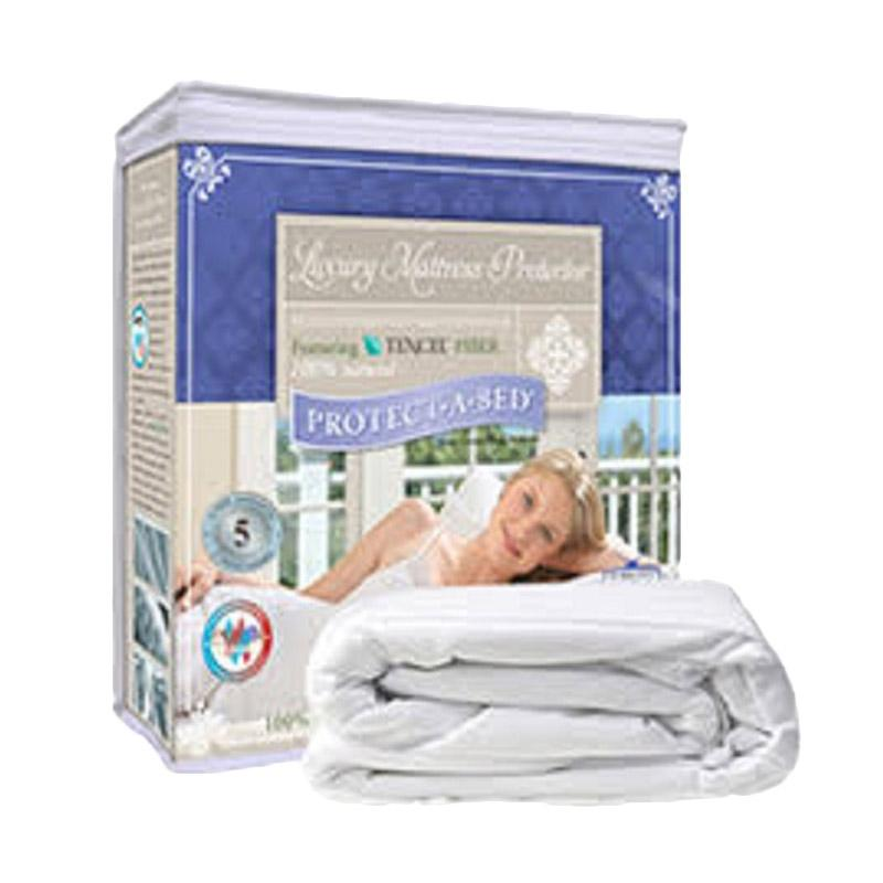 SLEEP CENTER Protect A Bed Luxury Mattress Protector Disc 50%