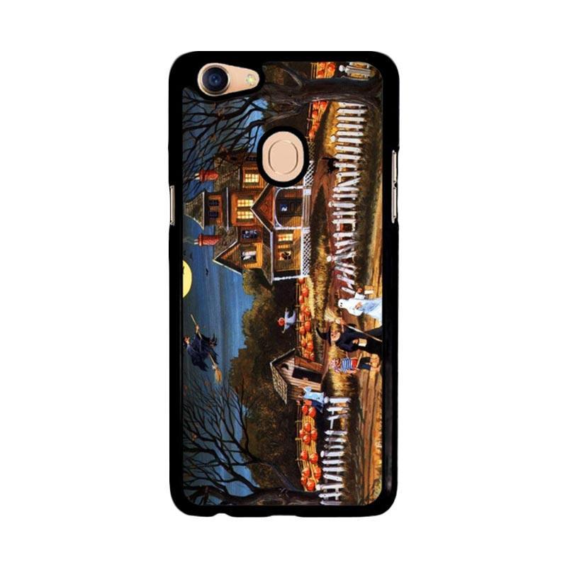 harga Flazzstore Autumn Halloween Festival Y1517 Custom Casing for Oppo F5 Blibli.com