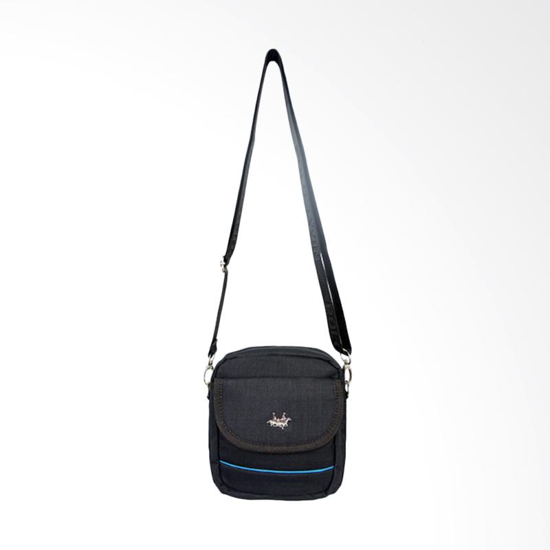 Polo Twin 135-06 Shoulder Bag - Black