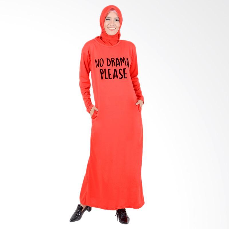 harga Edberth Alysia GM 18 Gamis Wanita - Red Blibli.com