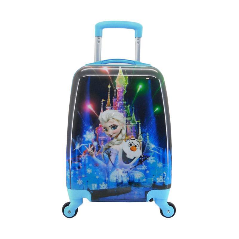 DJ Fashion 0429 Trolley Bag Tas Sekolah Anak - Multicolor