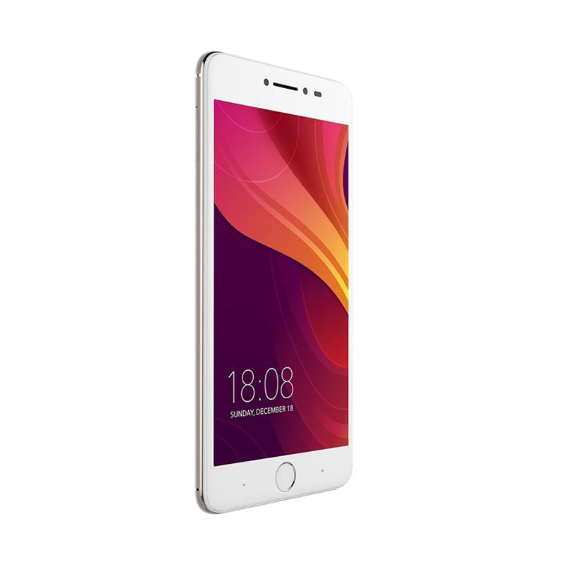harga Advan Vandroid G2 Smartphone - Gold [32 GB/3 GB] + Free Voucher MAP 500 Ribu Blibli.com