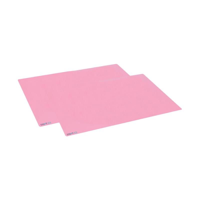 ENJOY101 Waterproof Incontinence Pads Underpads - Pink  [90x60 cm/ 2 pcs]