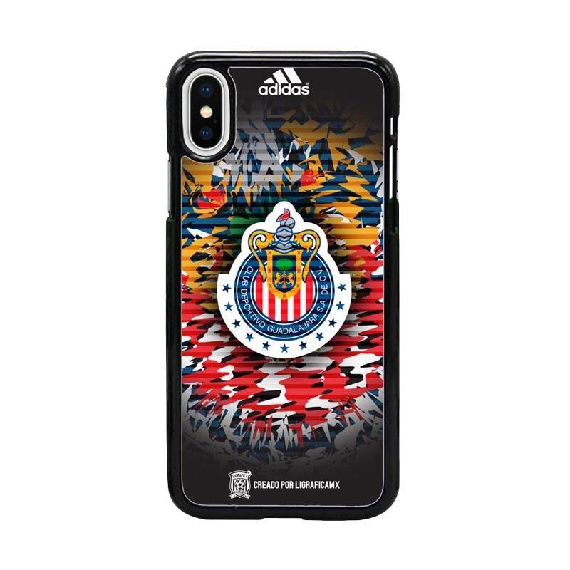 Acc Hp cd Guadalajara Chivas W4970 Custom Casing for iPhone X