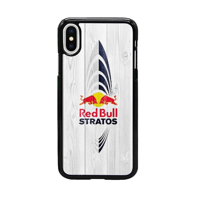 Acc Hp Red Bull Drink W5017 Custom Casing for iPhone X