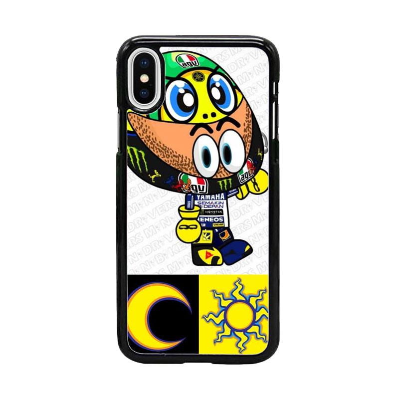 Acc Hp Valentino Rossi W5015 Custom Casing for Iphone X