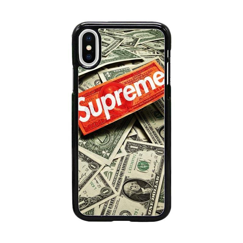 Acc Hp Supreme T-shirt Original W5095 Custom Casing for iPhone X