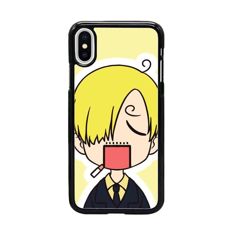 Acc Hp One Piece W0004 Custom Casing for iPhone X