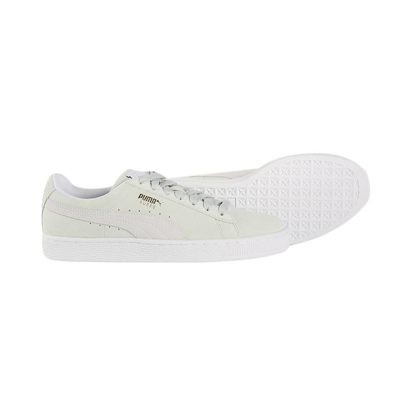 Jual PUMA Suede Classic Shoes Sepatu Olahraga Unisex - Off White  365347  09  Online be877c71cb