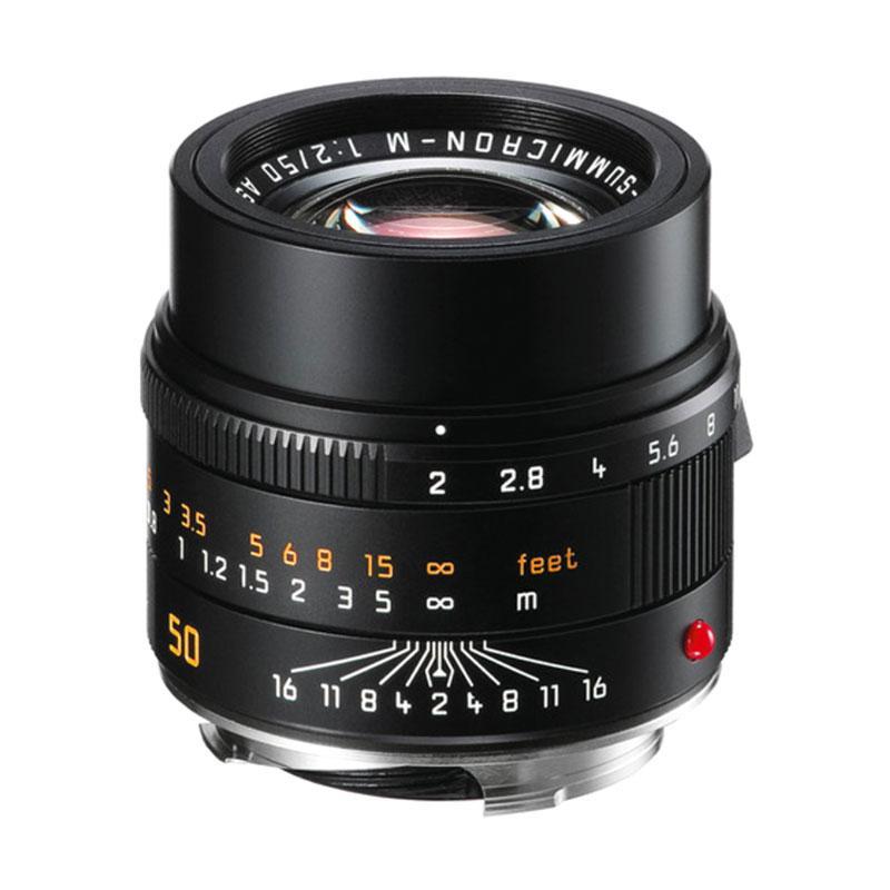 harga Leica 50mm f/2 APO-Summicron-M ASPH Lensa Kamera [11141] Blibli.com