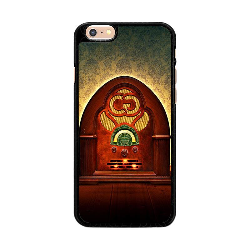 harga Flazzstore Vintage Radio Y1707 Premium Casing for iPhone 6 Plus or iPhone 6S Plus Blibli.com