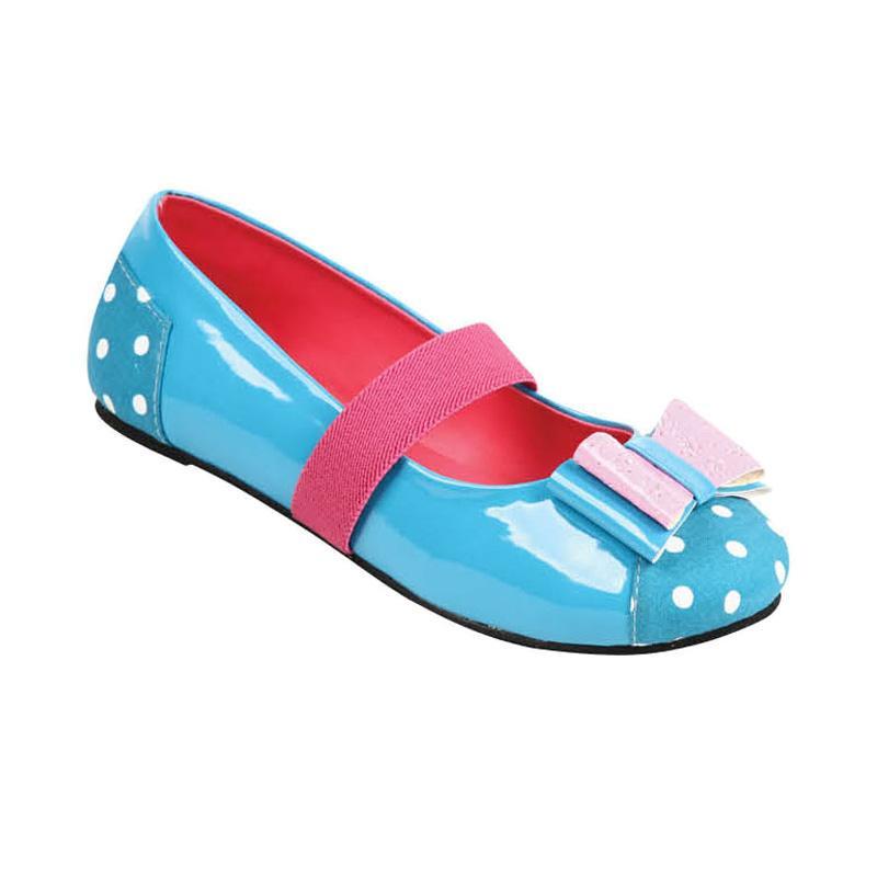 Zeintin ZSAP03 Sepatu Anak Perempuan - Biru