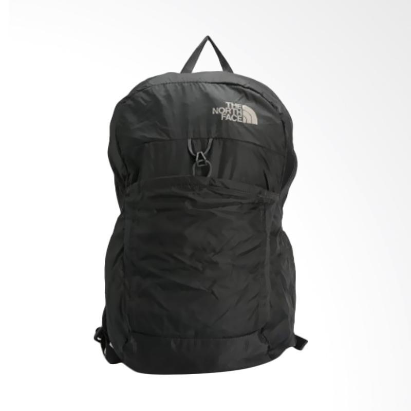 harga The North Face Flyweight Pack Tas Ransel Pria - Black [NF00CJ2Z0C5] Blibli.com