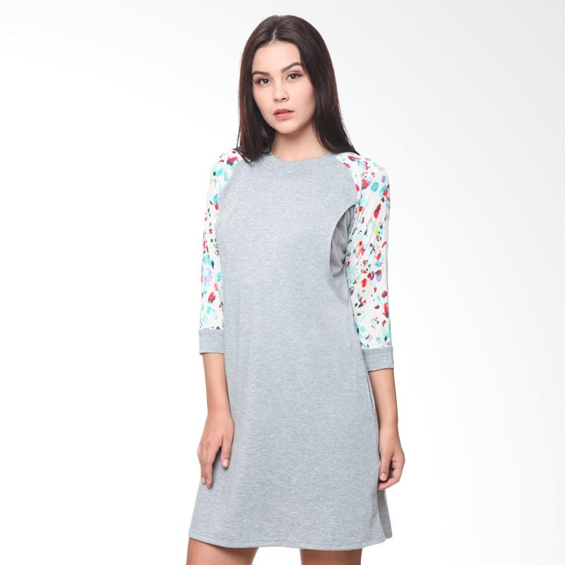 harga Just Mom PT103 Prita Baju Menyusui - Misty Grey Blibli.com