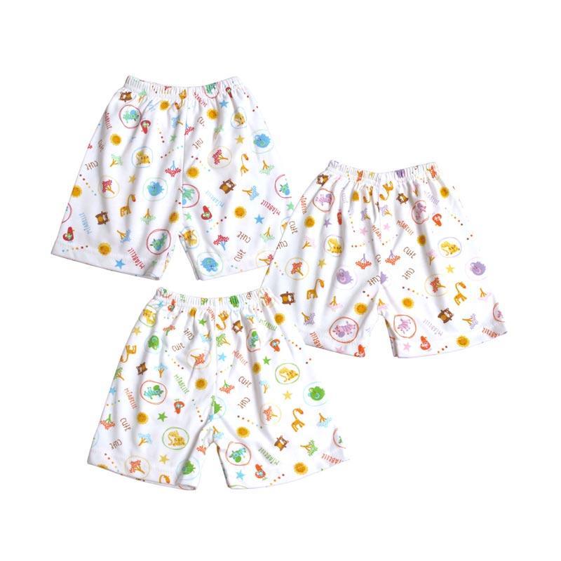 Harga Miabelle Fullprint Set Celana Pendek Anak [3 Pcs] Terbaru