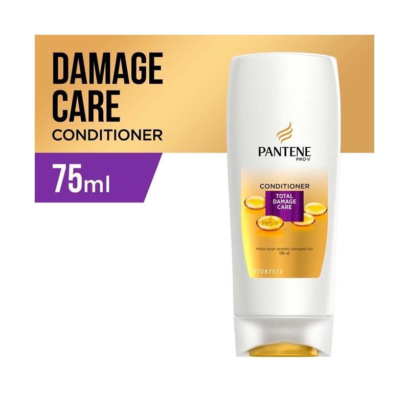 Pantene Shampoo 340ml Hfc Free Pantene Conditioner 3mm 180ml Hfc Source · Spek Harga Pantene Total Damage Care Conditioner 75 mL Terbaru