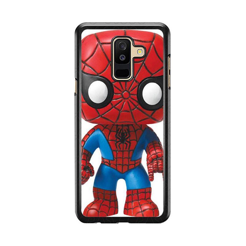 harga Flazzstore Funko Pop Spiderman F0002 Premium Casing for Samsung Galaxy A6 Plus 2018 Blibli.com