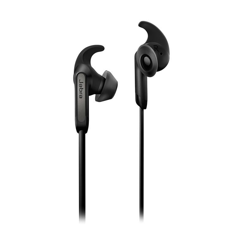 Jual Jabra Elite 45e Bluetooth Headset - Hitam Terbaru - Harga Promo Juni 2019 | Blibli.com