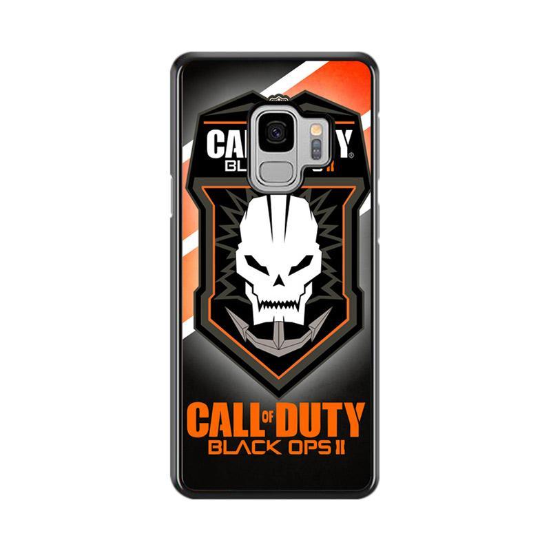 Jual Flazzstore Call Of Duty Black Ops 2 Logo Z3308 Premium Casing For Samsung Galaxy S9 Online Juli 2020 Blibli Com