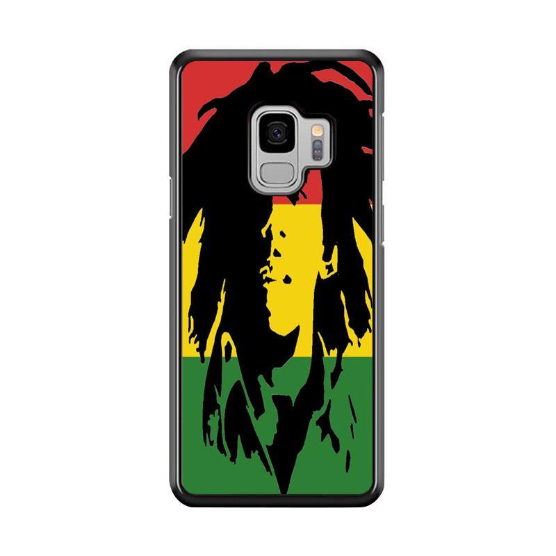 harga Flazzstore Reggae Legend Bob Marley Rasta V1647 Premium Casing for Samsung Galaxy S9 Blibli.com