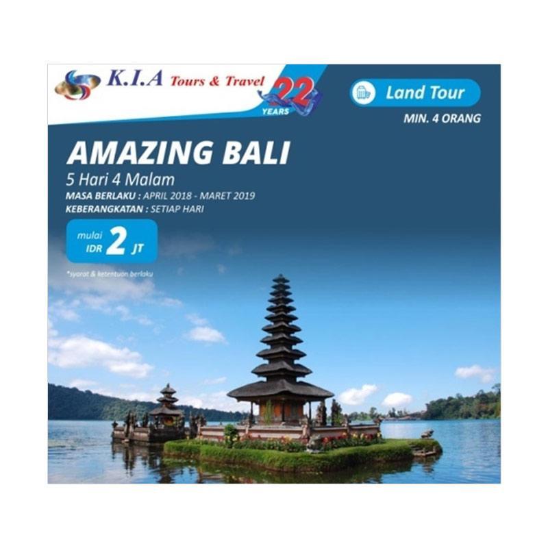 K I A Tours Travel Bali Amazing Tour Paket Wisata Domestik 5d4n