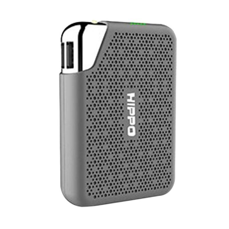 Hippo Bronz Powerbank - Grey [7500 mAh/Simple Pack]