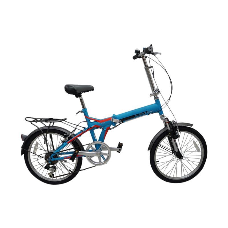 United Quest Sepeda Lipat 20 Inch