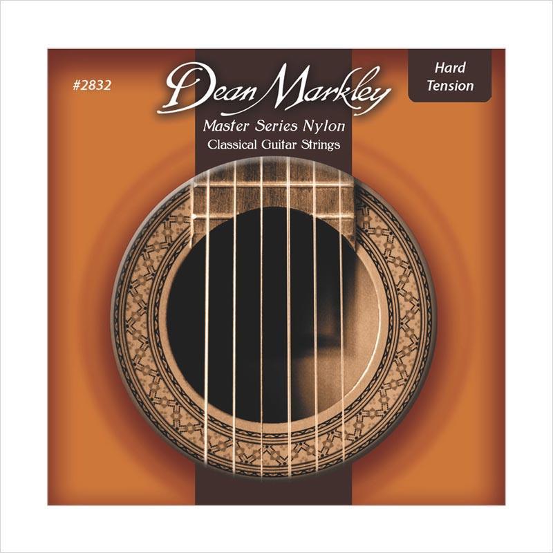 Dean Markley 2832 Nylon 28-44 Hard Tension String Gitar Klasik