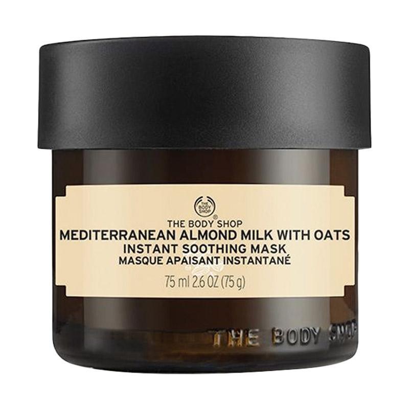 The Body Shop Mediterranean Almond Milk Oats Mask 75 mL