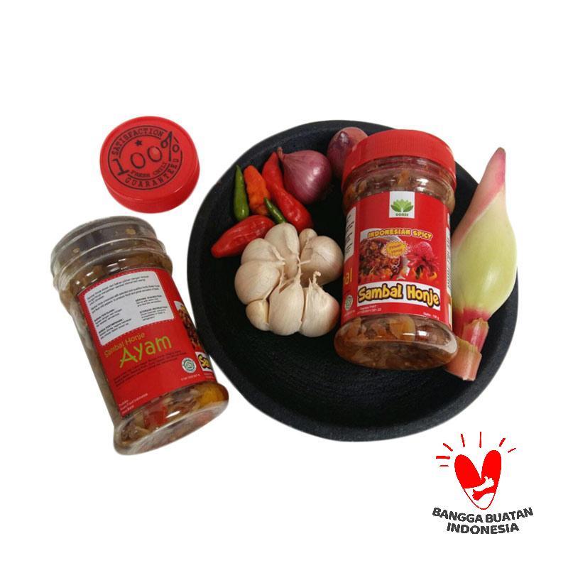 Gonze Rasa Original Sambal