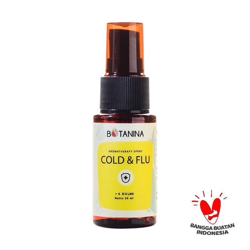 Botanina Cold and Flu Baby and Kid Spray