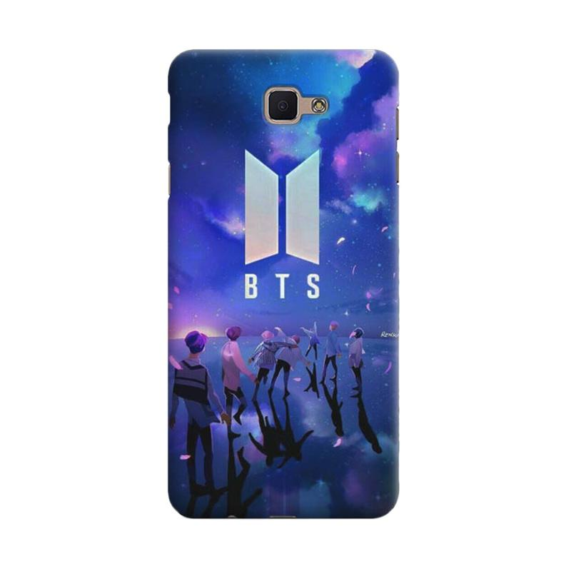 indocustomcase indocustomcase bts logo case cover for galaxy a3 2017 full02