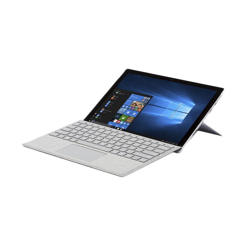 Microsoft Surface Pro 6 Notebook - Silver [12.3 Inch/ Core i7/ 8GB/ 256GB]