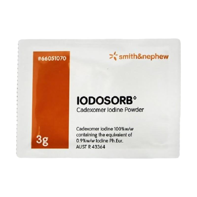 Smith Nephew Iodosorb Powder 3 g pcs