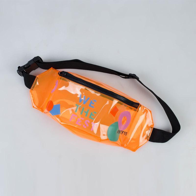 Monstore WTF PVC Waist Bag