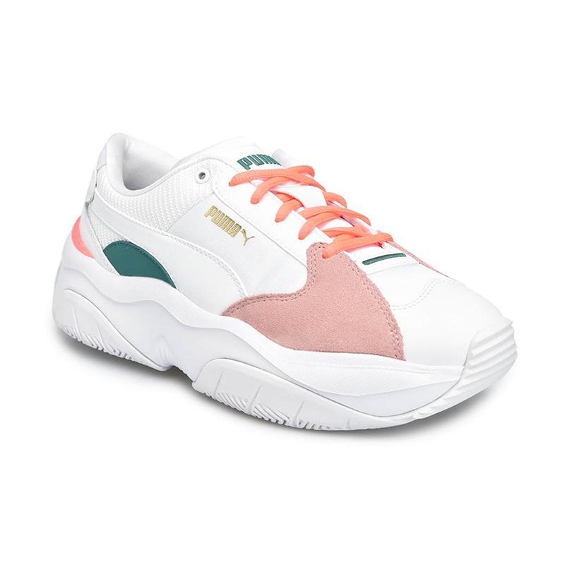 Jual PUMA Storm Sepatu Olahraga Wanita [371279 02] Online Desember 2020 |  Blibli