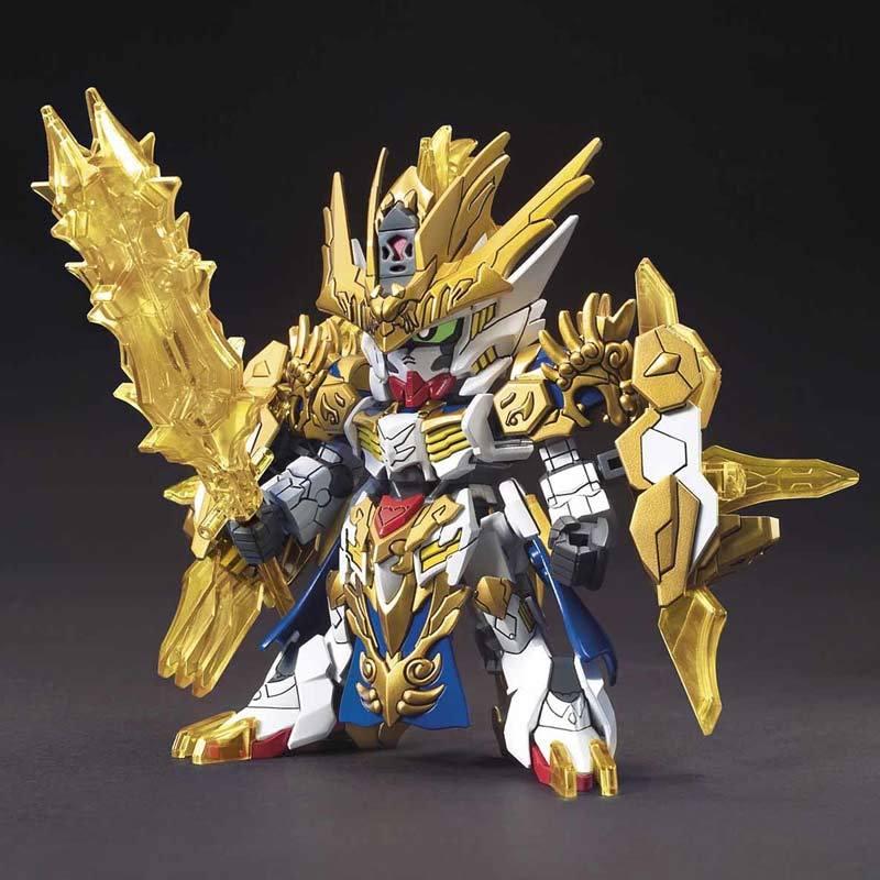 Sangoku Sokets Ma Chao Gundam Barbatos GUNPLA SD Model Kit BANDAI