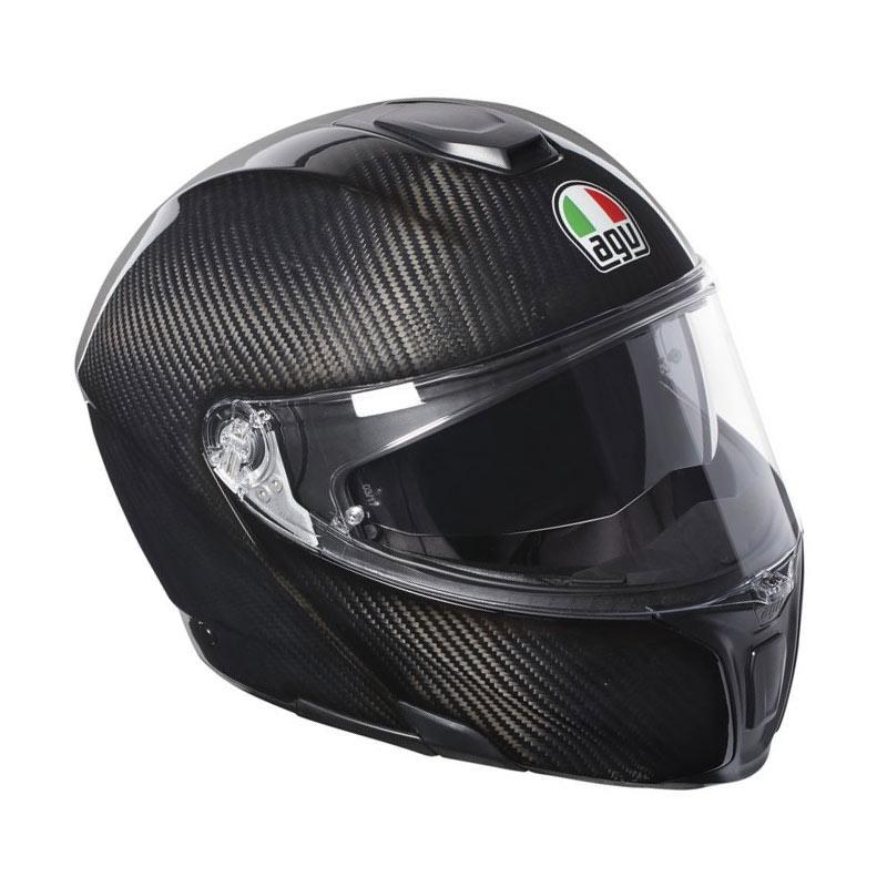 Jual Agv Sportmodular Carbon Mono Europe Fit Helm Full Face Online Maret 2021 Blibli